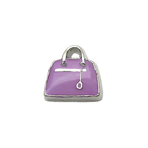 PURPLE HANDBAG CHARM - Statelight