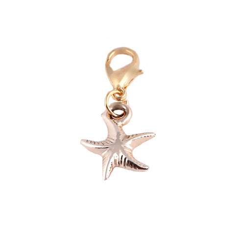 GOLD STARFISH DANGLE - Statelight