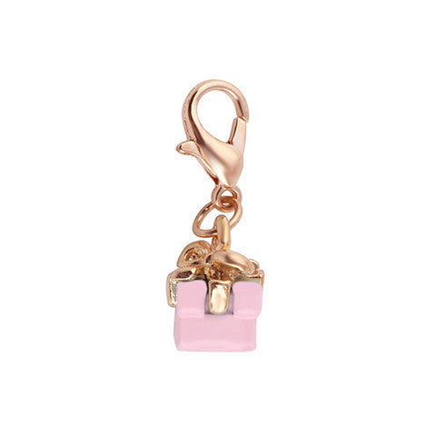 PINK GIFT BOX DANGLE - Statelight