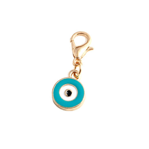 TURKISH EYE GOLD DANGLE - Statelight