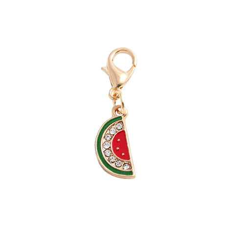 WATERMELON GOLD DANGLE - Statelight