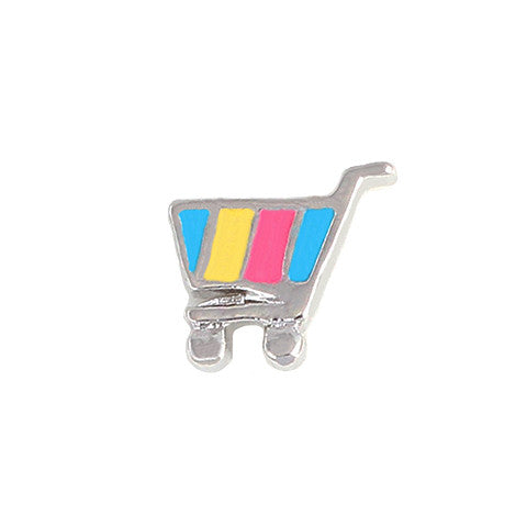 SHOPPING CART CHARM - Statelight