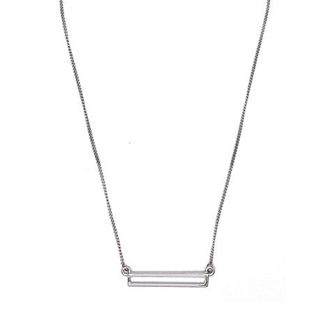 CALLA BAR NECKLACE - Statelight