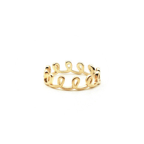 CALISTA SWIRL RING - Statelight