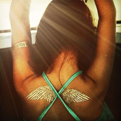 OF WINGS AND FANCY FLASH TATTOOS - Statelight