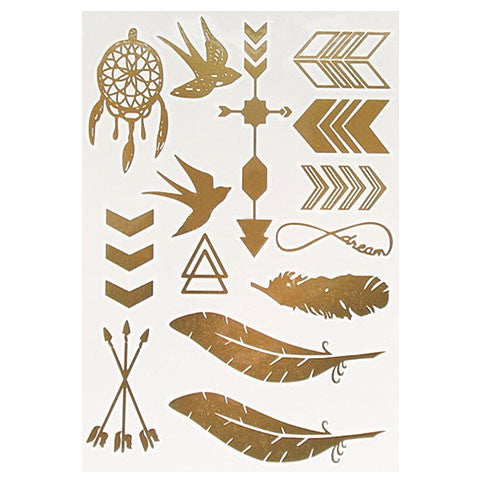 OF DOVES AND DREAMS FLASH TATTOOS - Statelight