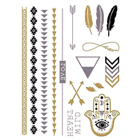 OF HEARTS AND ARROWS FLASH TATTOOS - Statelight