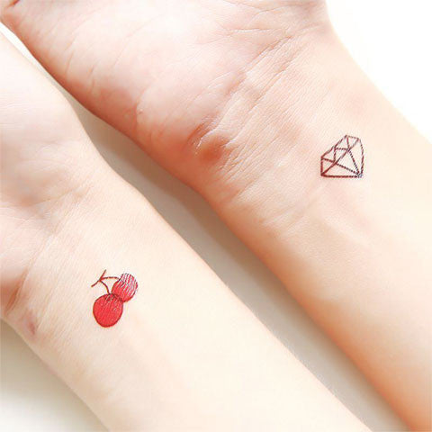 A POP OF COLOUR TATTOOS - Statelight