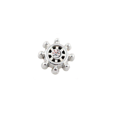 NAUTICAL WHEEL CHARM - Statelight