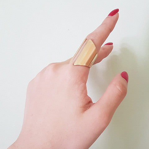 LAETITIA STATEMENT RING - Statelight