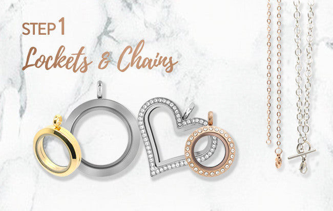 Lockets & Chains
