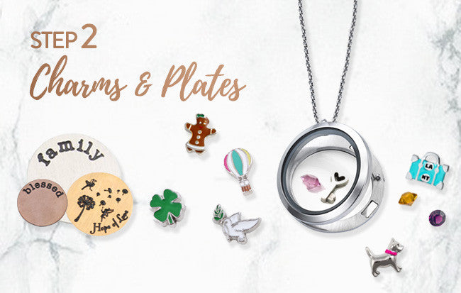 Charms & Plates