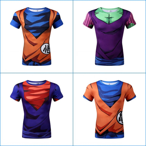 DBZ Cotton Short sleeves