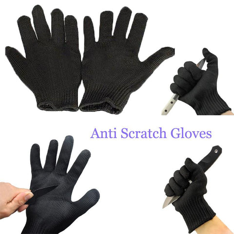Anti-cutting glove