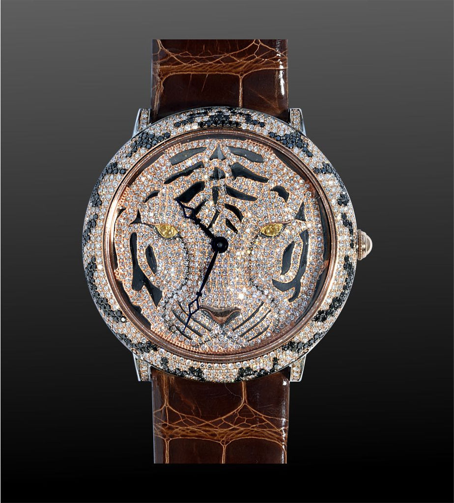 motif jewellery animal watches mojeh