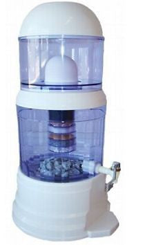Alkalising Water System - 10/11 Stage Filter + 12 litre capacity