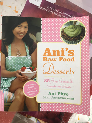 Annie's Raw Food - Desserts