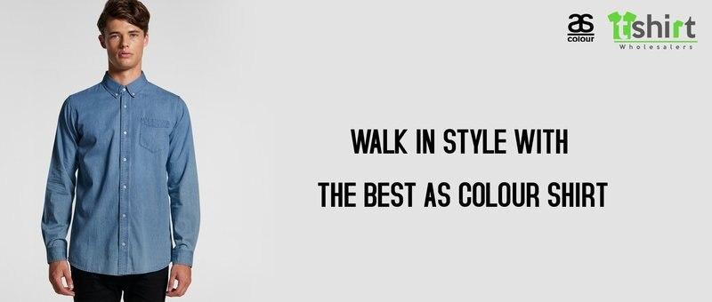 Walk in Style with the Best AS Colour Shirt