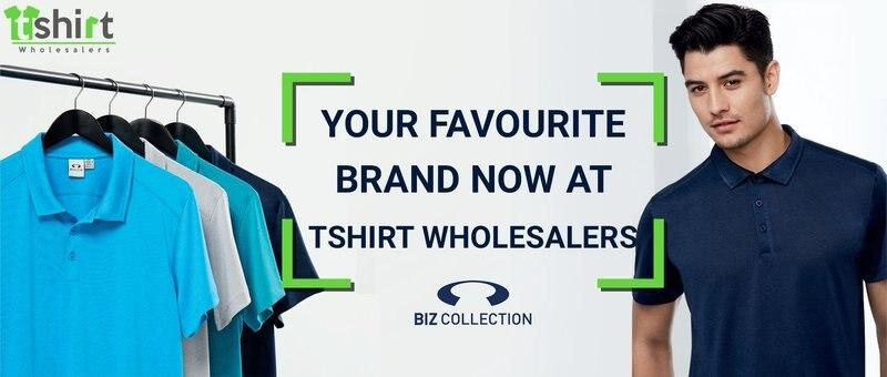 Your Favourite Brand now at Tshirt Wholesalers