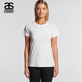 Ascolour Wo'S Maple Organic Tee - (4001G)