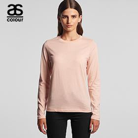 Ascolour Chelsea Long Sleeve Tee - (4034)
