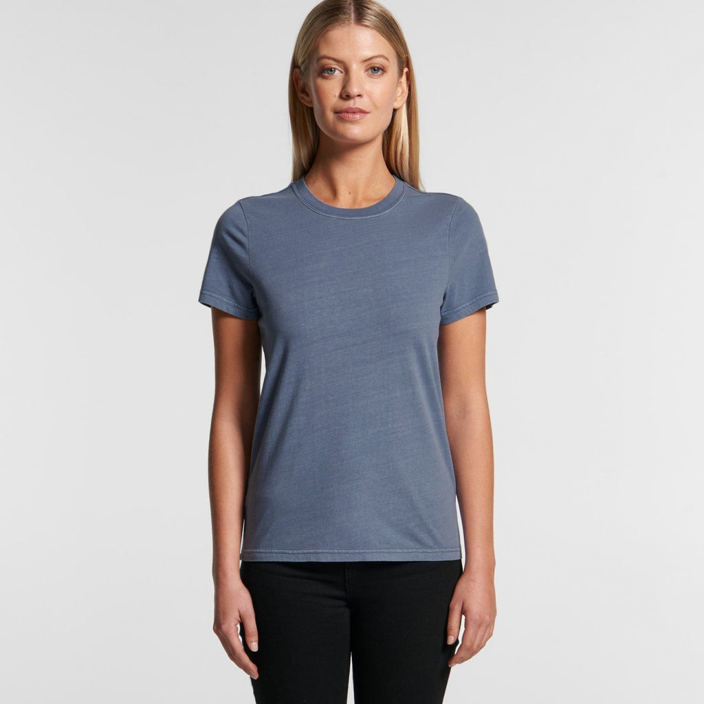 Ascolour Wo's Faded Tee  (4065)