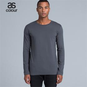 Ascolour Ink Long Sleeve Tee-(5009)