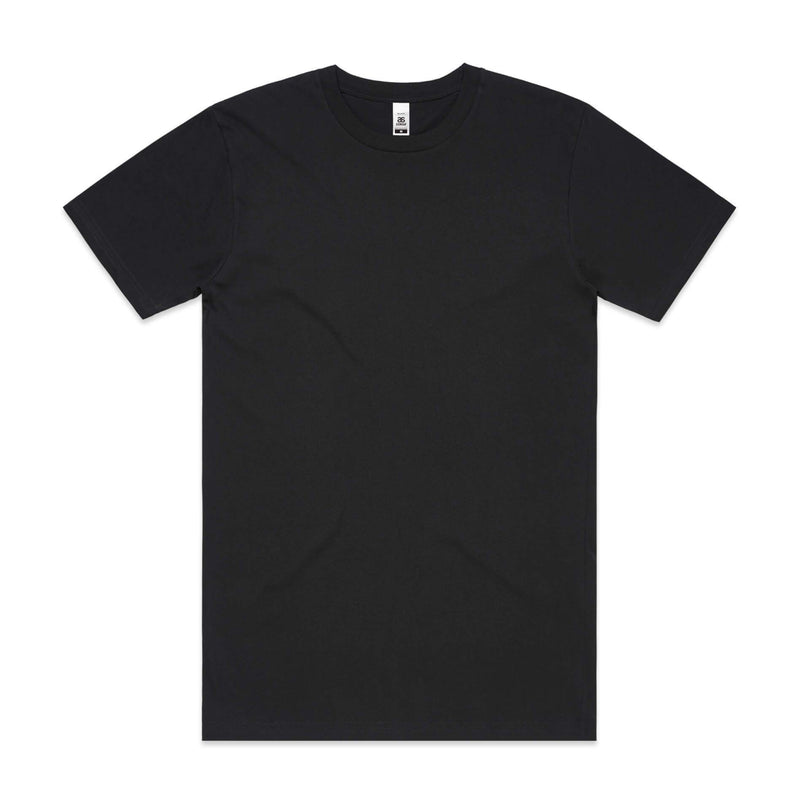 Ascolour Mens Block Tee (3Xl-5Xl) - (5050B)