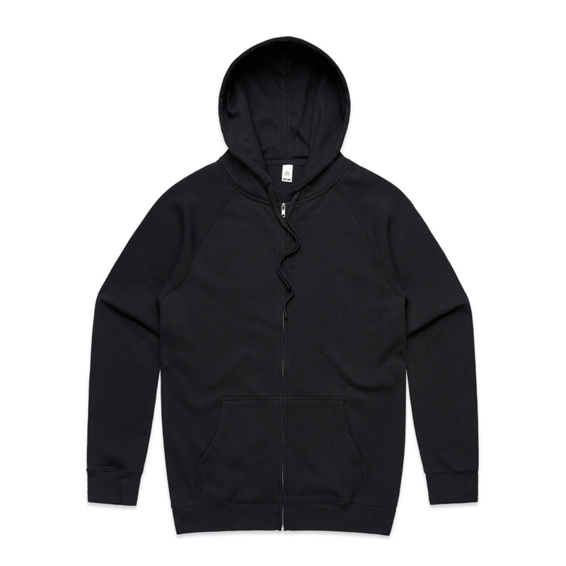 Ascolour Mens Official Zip Hood (5103)
