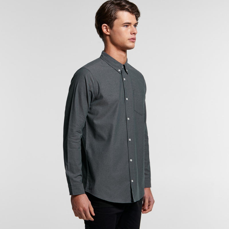 Ascolor Mens Chambray Shirt  (5415)
