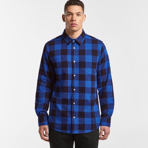 Ascolour Mens Check Shirt - (5417)