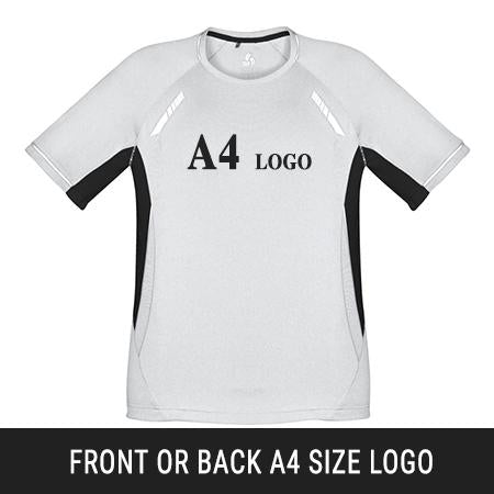 Heat Transfer Front A3 Size Logo