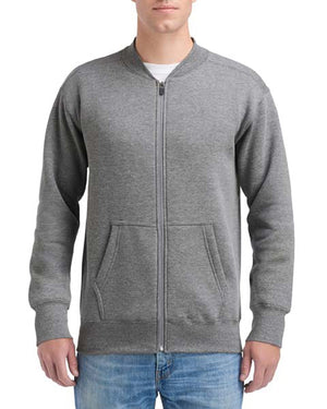 Gildan Hammer Fleece Adult Full Zip Jacket (HF700)