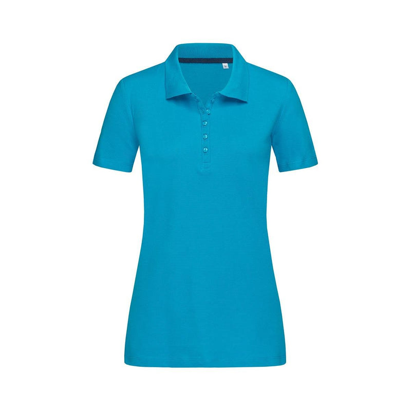 Stedman Collection Women's Premium Cotton Polo (ST9150)