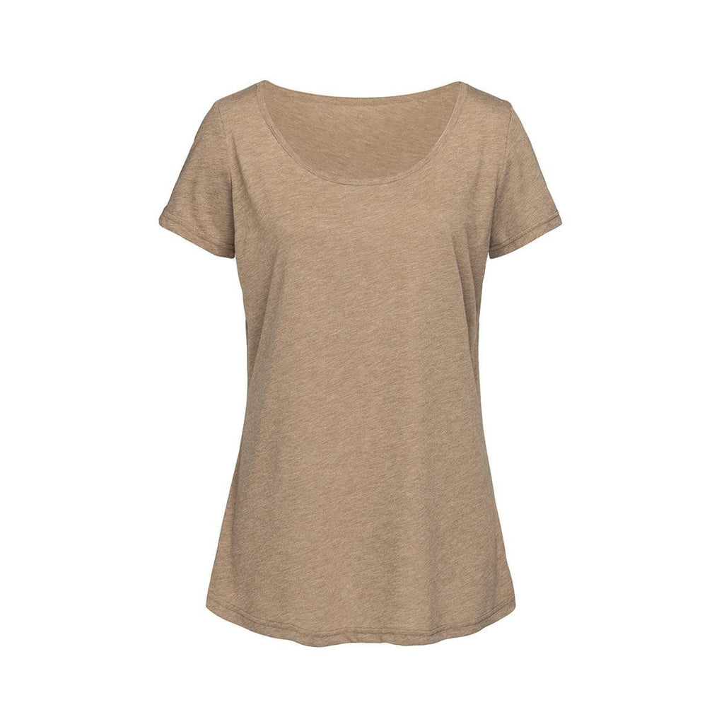 Stedman Collection Womens Premium Blend Crew Neck (ST9950)