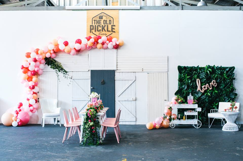 Pantone Inspired Bridal Shower by Opulenticity Party Styling