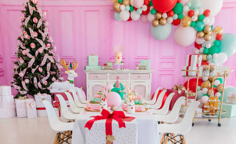 OH DEER CHRISTMAS PARTY - Styled by Creative Themes Perth
