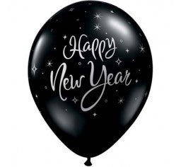 30cm Happy New Year Balloon