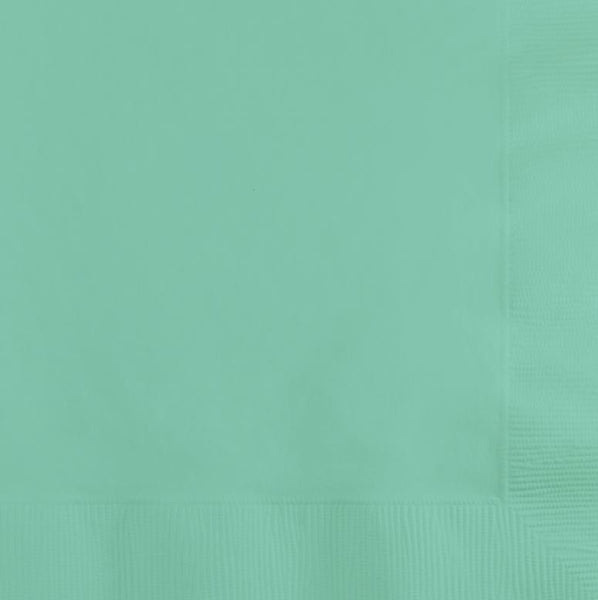 Fresh Mint Paper Cocktail Napkins 50pk