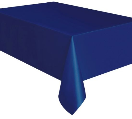 Rectangle Royal Blue Tablecover