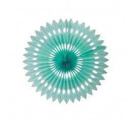 Paper Fan - Mint Green