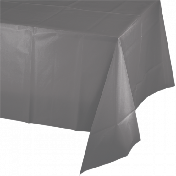 Rectangle Glamour Grey Tablecover