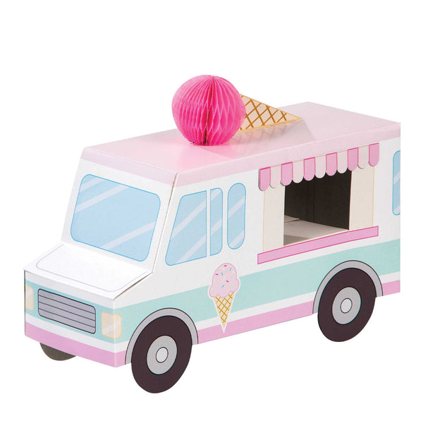 Ice Cream Truck Centrepiece