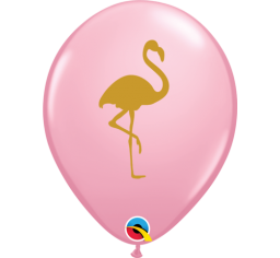 30cm Pink Flamingo Balloon