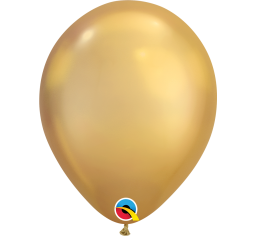 30cm  Chrome Gold Balloon