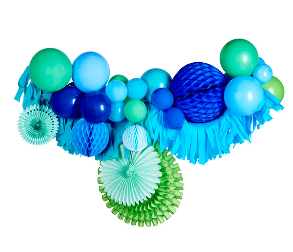 Handsome Balloon Garland