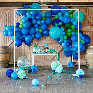 Handsome Balloon Garland Kit