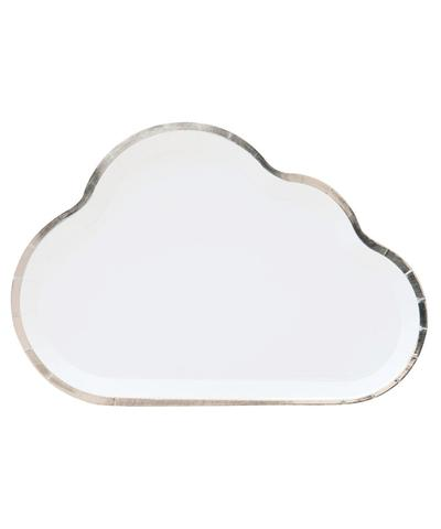 Oh Happy Day Cloud Plates