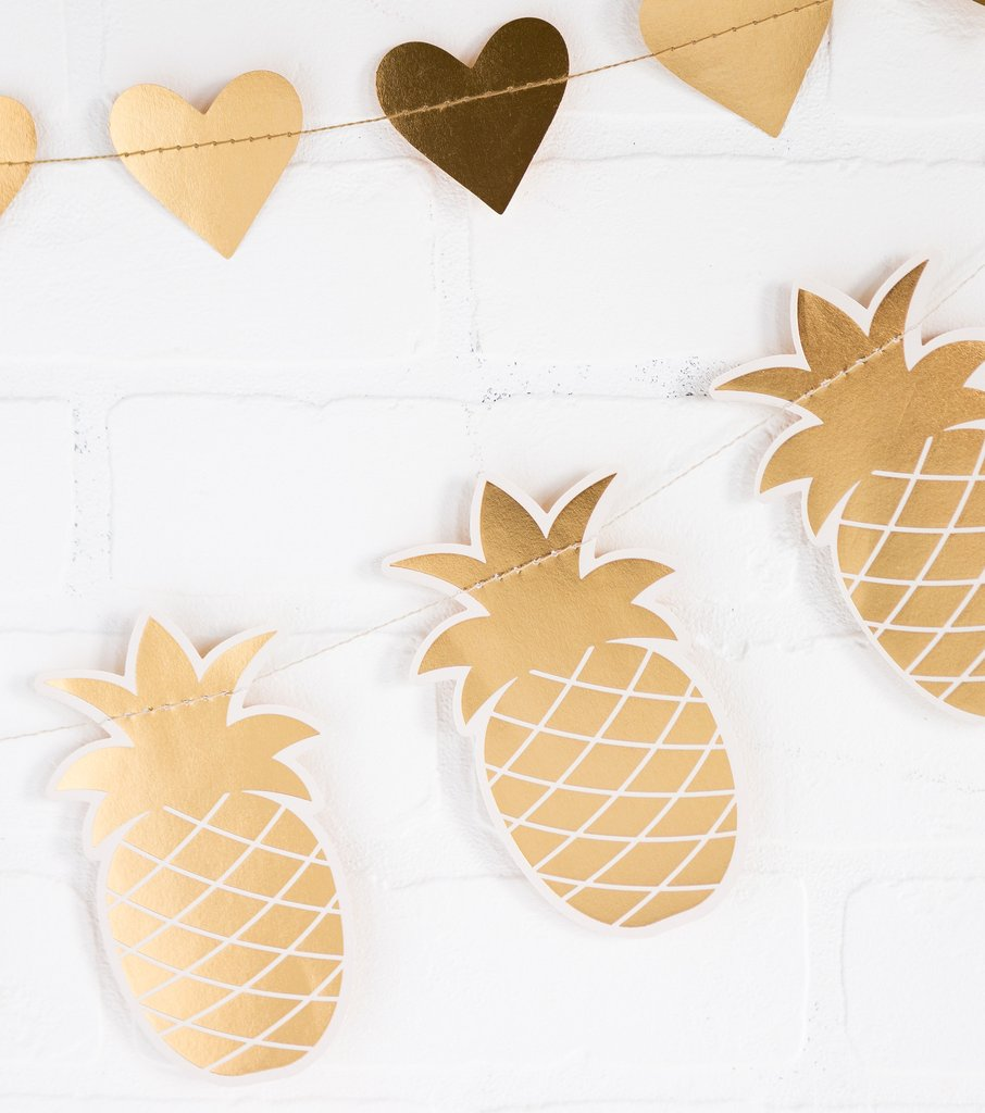 Pineapple Party Banner