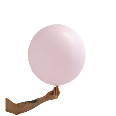 Pastel Pink 50cm Balloon Ball